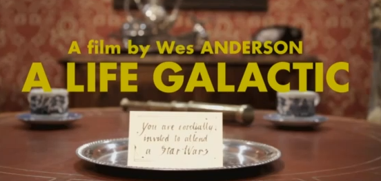 Wes Anderson Star Wars